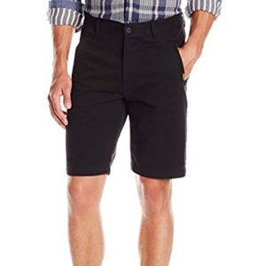 Black Marc Ecko flat khaki Shorts